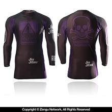 93 Brand x Meerkatsu Choking Hazard Ranked BJJ Rash Guards